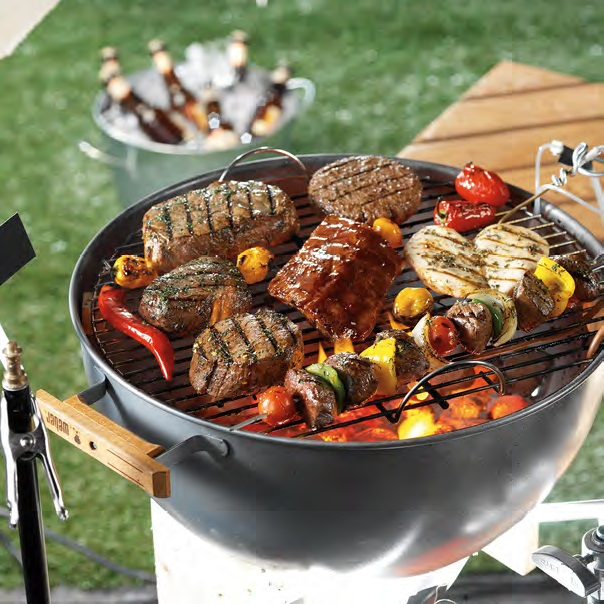 Enjoy The Barbecue Time