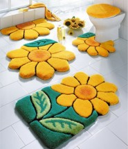 Bathroom rugs