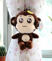 Monkeys' Curtain Buckle Tiebacks
