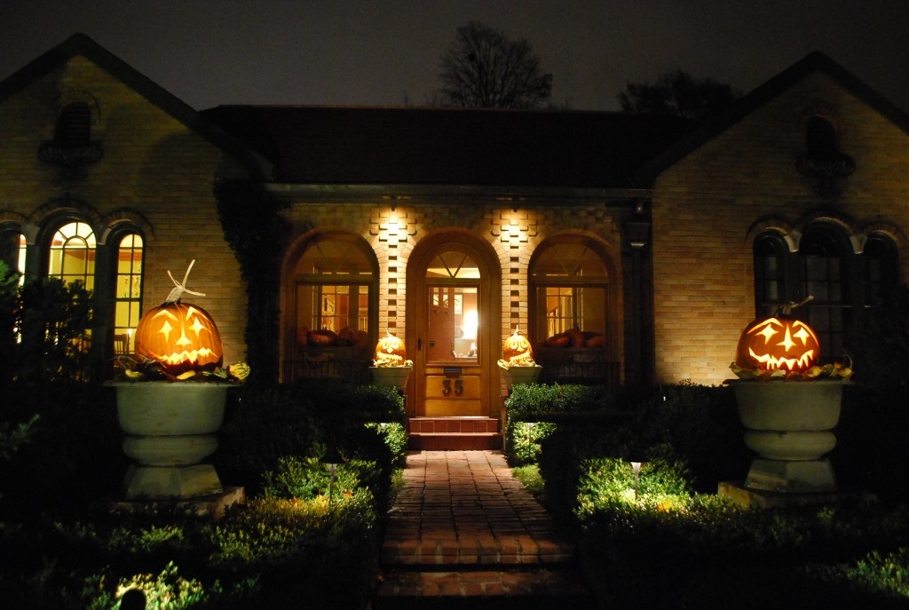 fun halloween decor scary night does your garden get ready for halloween how ornament my eden