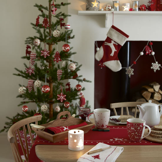 Simple Ways To Decorate Christmas Home