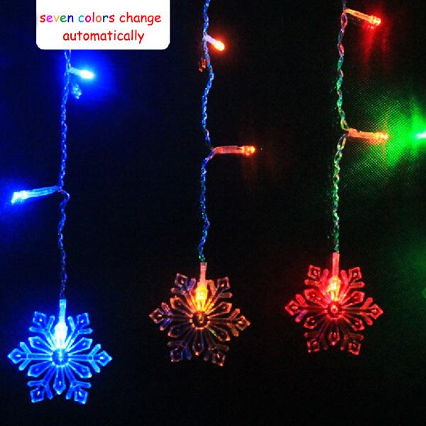 LED Christmas Lights for Garden | How Ornament My Eden