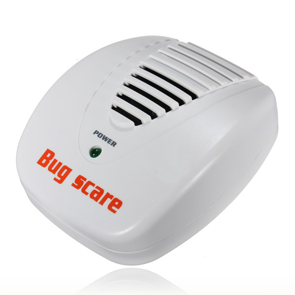 ultrasonic bug repeller