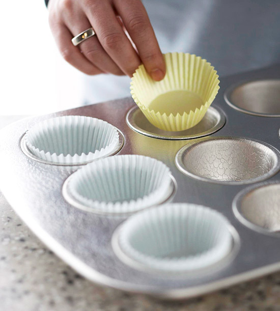 How To Prepare A Cake Pan For Baking