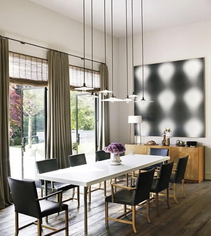 Attractive Modern Dining Room Lamps Part 6