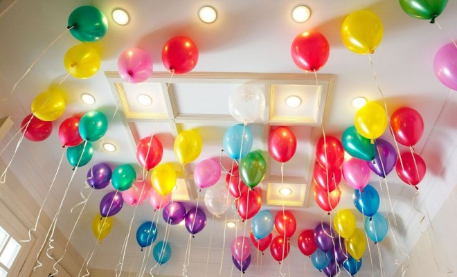 It Is Necessary To Decorate The Place To Build Up Pleasant Atmosphere For The Party Different From The Adults Parties You Need To Decorate It In Innocent