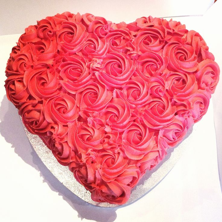 Cake Design Heart Shape : Stunning Heart Shaped Cake for Valentine s Day How ...