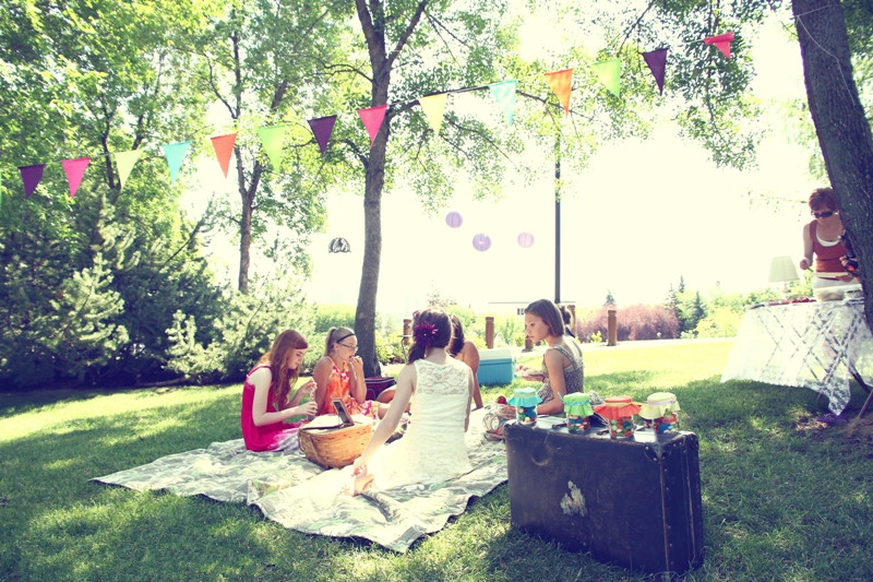 The Perfect Picnic Sandwich {Oh Yes It Is!}