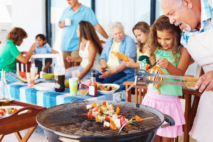 Family Backyard Party Ideas :  to Prepare A Simple and Great Barbecue Party  Help Ornament My Eden