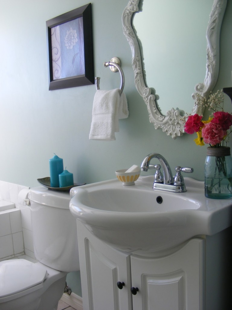 How To Keep Your Bathroom Clean In 5 Minutes A Day How Ornament My Eden