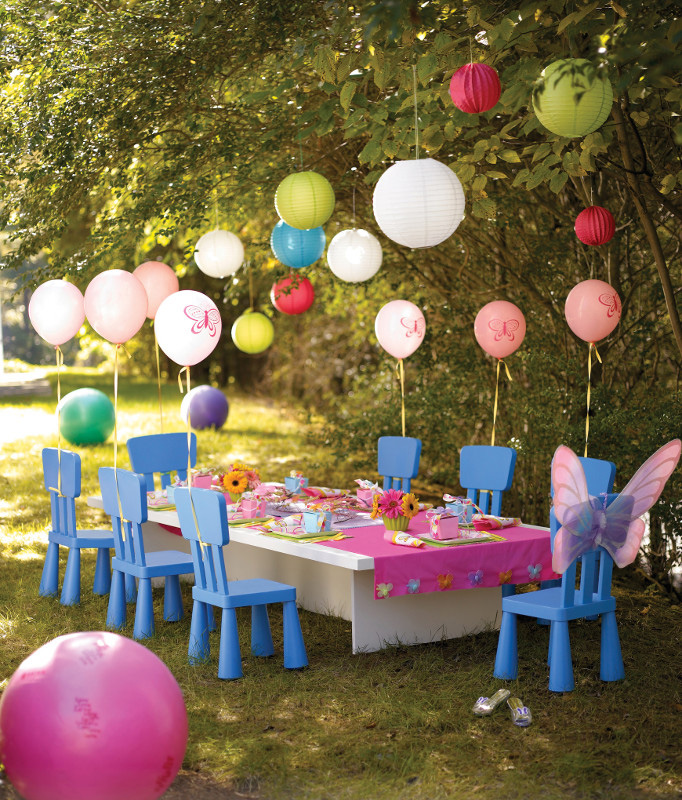 Throw a Fantastic Party to Celebrate Children's Day