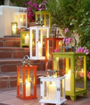outdoor space lighting