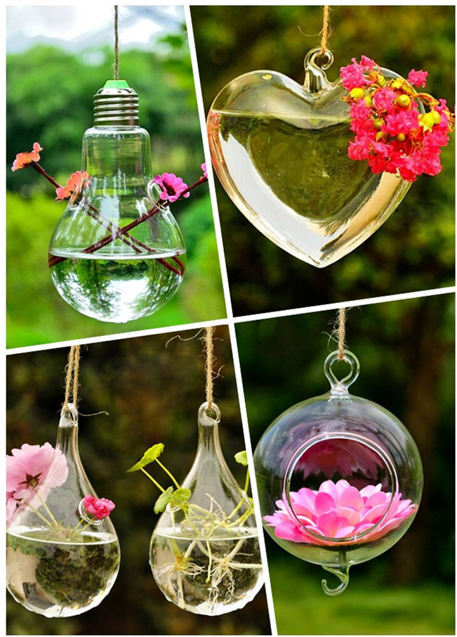 Beau Hanging Garden Decor
