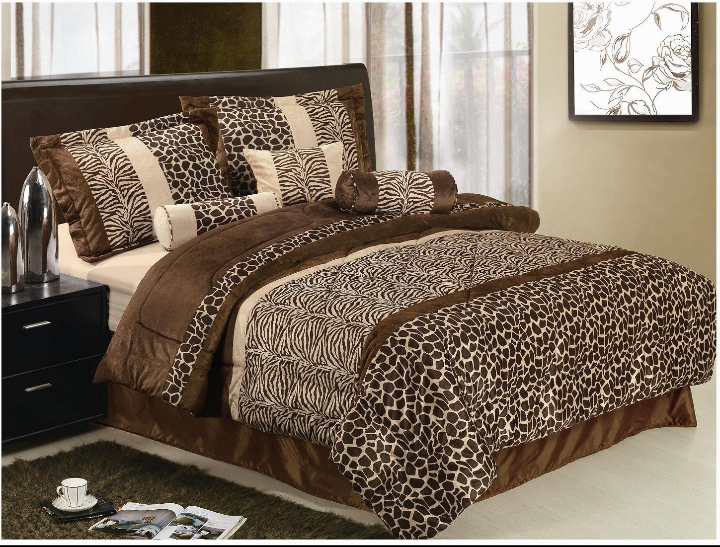 Fashionable Bedding Sets For Your Sweet Dream