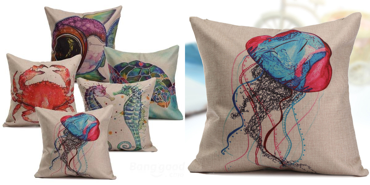 animal pillows covers