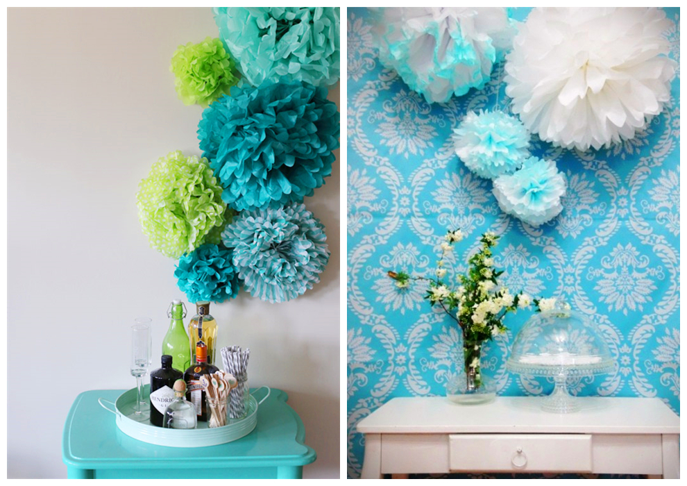 Paper decoration ideas for your sweet home how ornament - Home decoration with paper ...