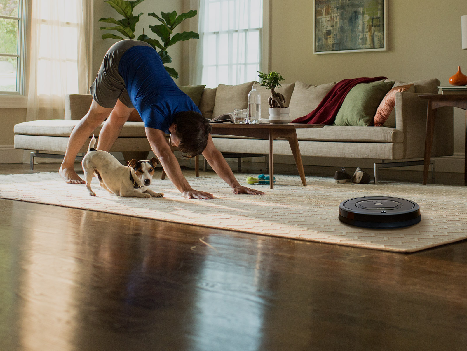 Robotic Cleaner Make You a Comfortable Life