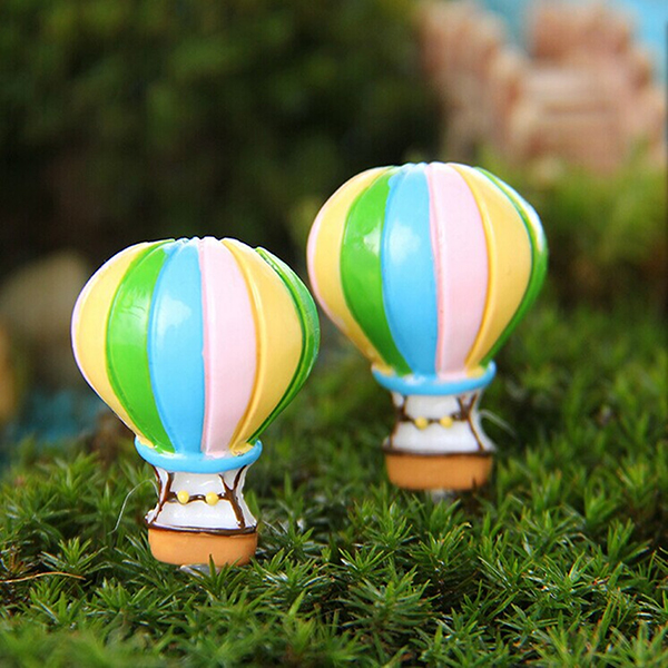 Miniature Air Balloon Ornaments