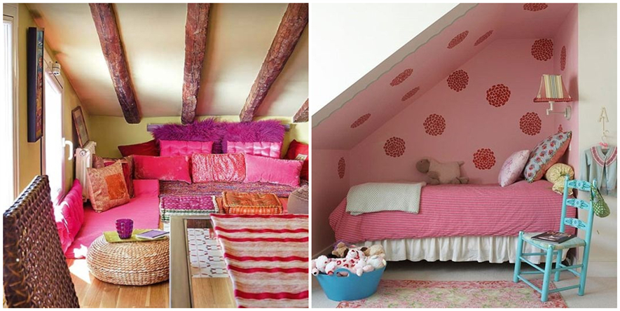 The Attic Room interesting and novel attic room ideas | how ornament my eden