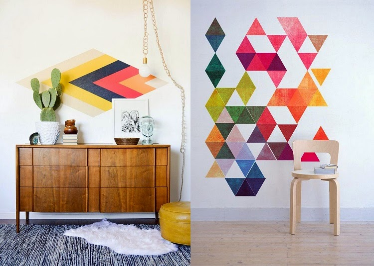 Go Fashionable Geometrics Home Design How Ornament My Eden