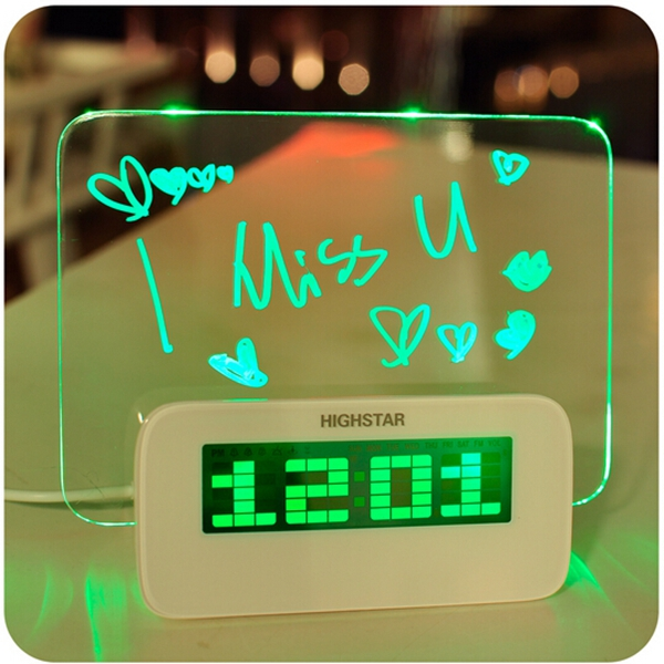 highstar led clock
