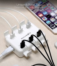 BlitzWolf Smart 6-Port Charger