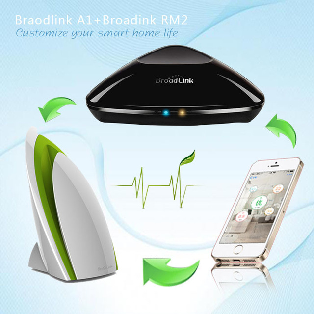 BroadLink A1 Air Detector