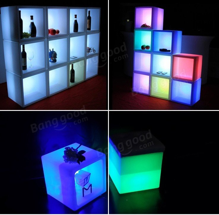 Remote LED Table Lamp