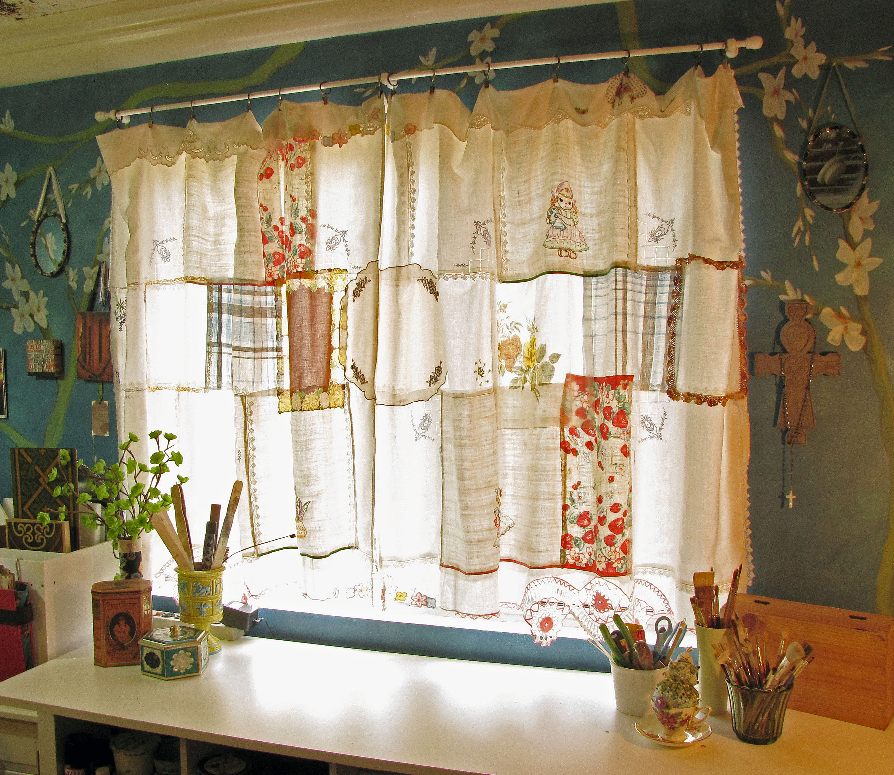 Handmade Curtain
