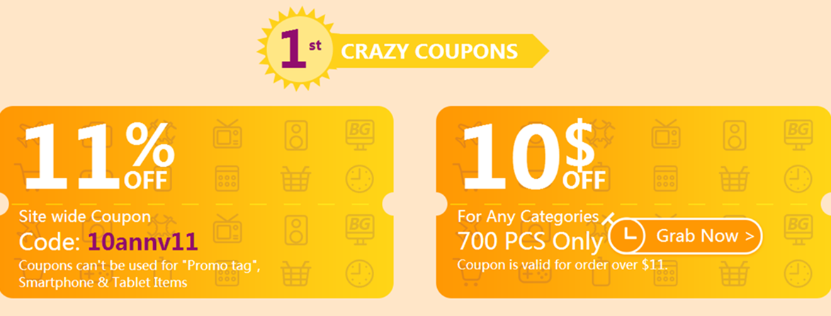 crazy coupons