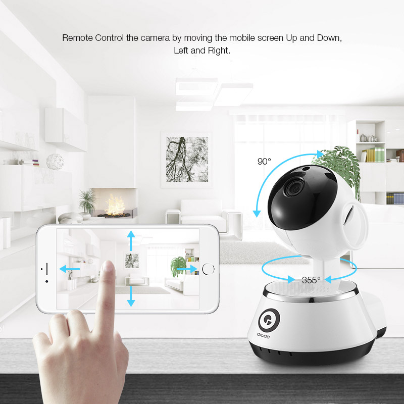 review of the digoo bb m1 baby wifi camera monitor smart babytree. Black Bedroom Furniture Sets. Home Design Ideas