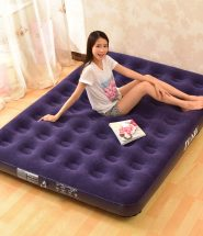 deluxe inflatable bed