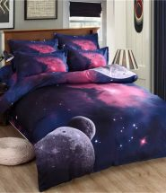 Galaxy 3D Bedding Sets