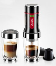 Handheld Coffee Capsule Machine