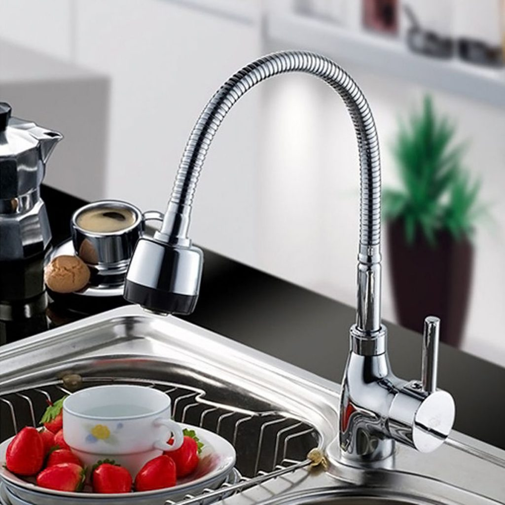 Single Handle Sink Faucet