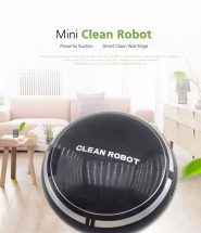 Mini Smart Robot Vacuum