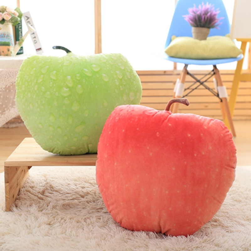 Simulation Fruit Pillow