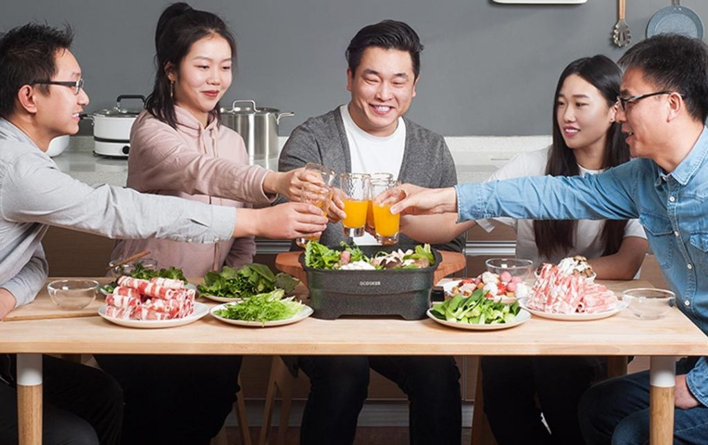 Xiaomi Household Hot Pot