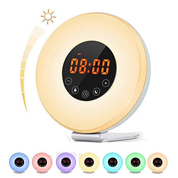 light alarm clock