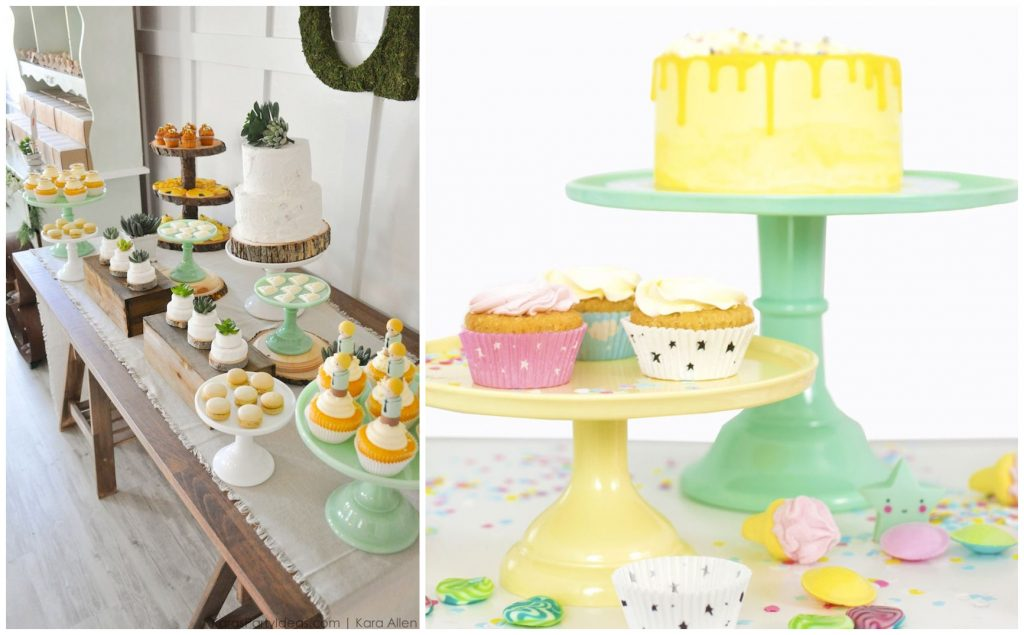 cheap cake stands