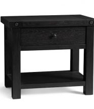 Pottery Barn Benchwright Nightstand