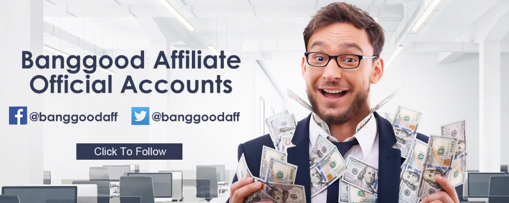 how can I earn commission through Banggood?