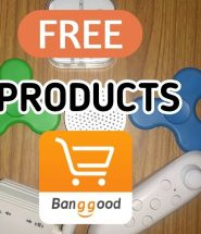 free products from Banggood