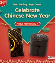 Banggood Chinese New Year Sale.