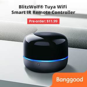 : Switch to Smart Home With BlitzWolf Smart Controller Now